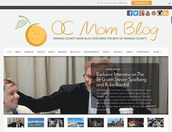 Thumbshot of Ocmomblog.com