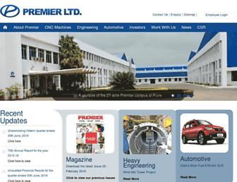 Thumbshot of Premier.co.in