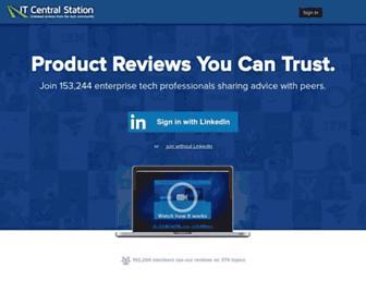 itcentralstation.com screenshot