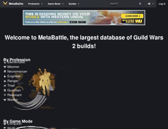Thumbshot of Metabattle.com