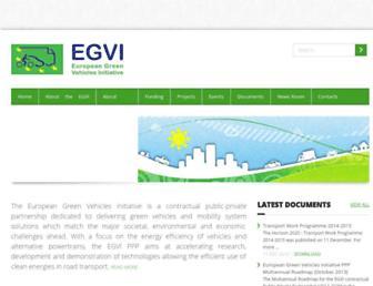 egvi.eu screenshot