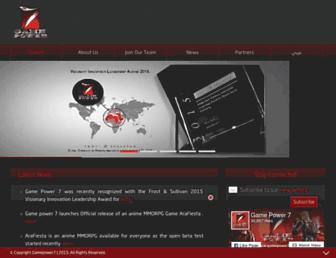 Thumbshot of Gamepower7.com