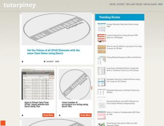 tutorpinoy.blogspot.com screenshot