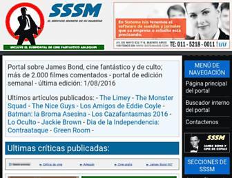 sssm.com.ar screenshot
