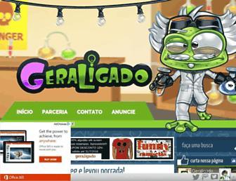 Thumbshot of Geraligado.com.br