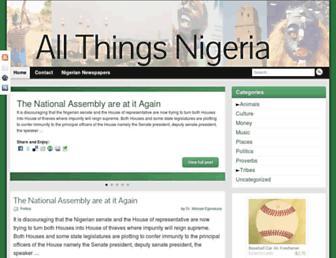 allthingsnigeria.com screenshot