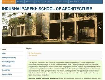 ipsarajkot.org screenshot