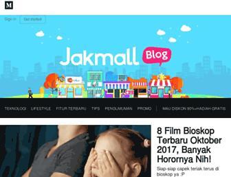 blog.jakmall.com screenshot