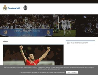 Thumbshot of Realmadrid.co.id