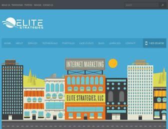 elite-strategies.com screenshot