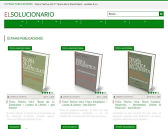 elsolucionario.org screenshot