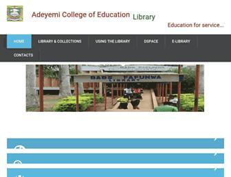 library.aceondo.net screenshot