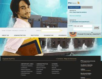 Thumbshot of Ptuexam.com