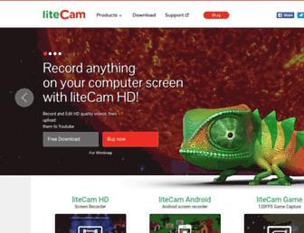 litecam.net screenshot