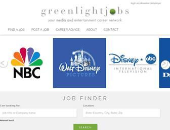 Thumbshot of Greenlightjobs.com
