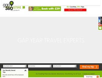 gap360.com screenshot