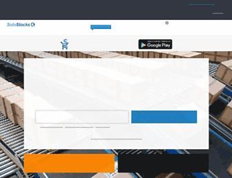 solostocks.com screenshot