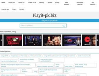 playit-pk.biz screenshot