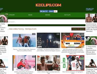 keclips.com screenshot