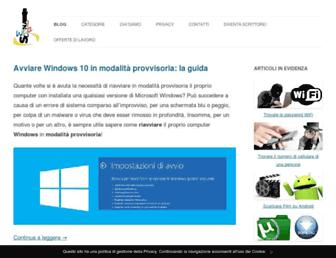 blog.web-siena.it screenshot
