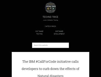 technotrice.com screenshot