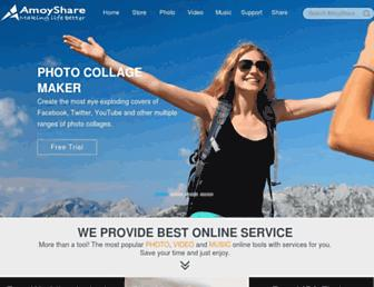 amoyshare.com screenshot