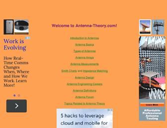 Thumbshot of Antenna-theory.com