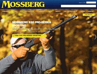 Thumbshot of Mossberg.com