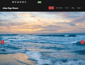 tenchunk.net screenshot
