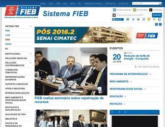 Thumbshot of Fieb.org.br