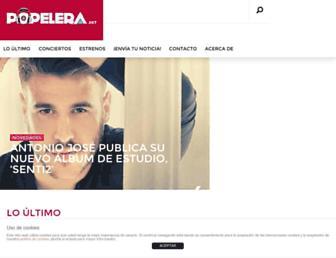 popelera.net screenshot