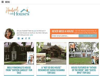 hookedonhouses.net screenshot
