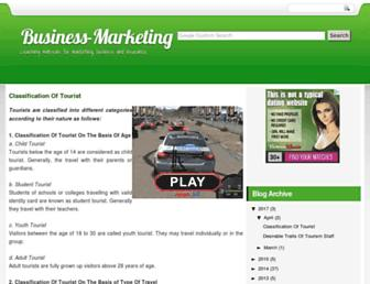 marketinglord.blogspot.com screenshot