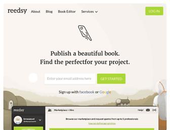 reedsy.com screenshot