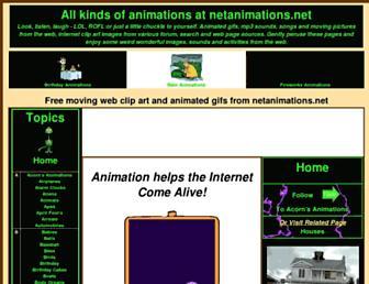 Thumbshot of Netanimations.net