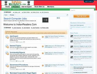 indianreaders.com screenshot