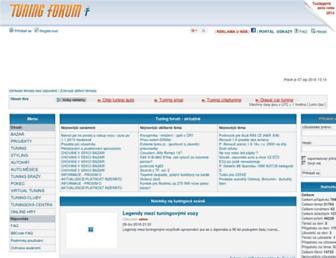 Thumbshot of Tuning-forum.org