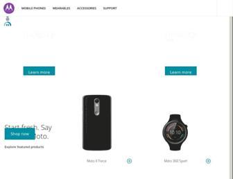 Thumbshot of Motorola.in