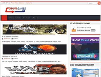 Thumbshot of Apunkagames.net