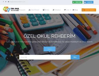 ozelokulrehberim.com screenshot