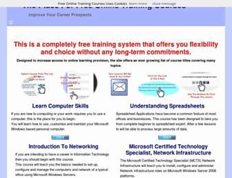 Thumbshot of Free-online-training-courses.com