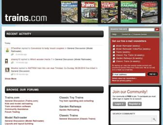 cs.trains.com screenshot