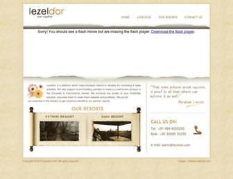 lezeldor.com screenshot