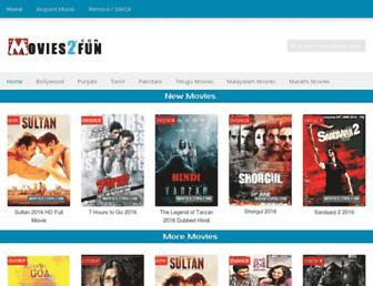 Thumbshot of Movies2fun.com