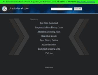 Thumbshot of Directoriesall.com