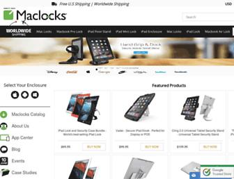 Thumbshot of Maclocks.com