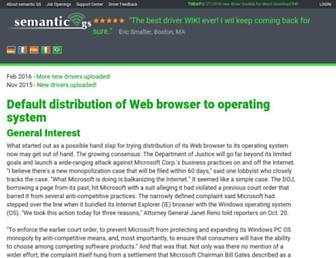 semantic.gs screenshot