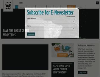 Thumbshot of Wwfindia.org