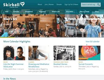 Thumbshot of Skirball.org