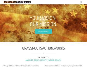 Thumbshot of Grassrootsaction.com